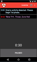 Screenshot of Space Alert Mission Generator