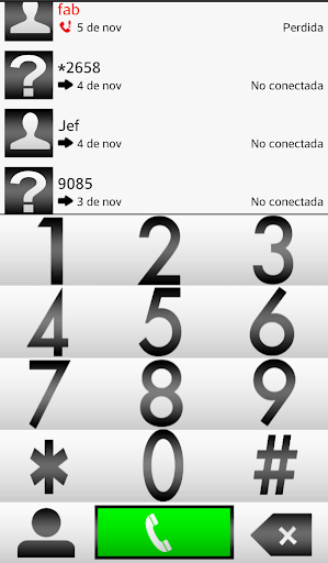 THEME PURE WHITE FOR EXDIALER
