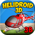 Helidroid 3B: 3D RC Elicottero