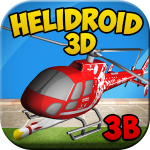 Helidroid 3B : 3D RC Copter for PC and MAC