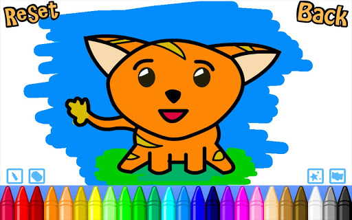 Simply Kids Colouring Free