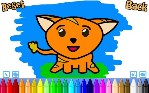 Simply Kids Colouring Free - Android Apps on Google Play