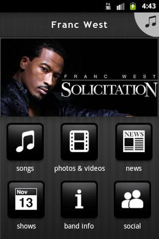 Franc West - screenshot