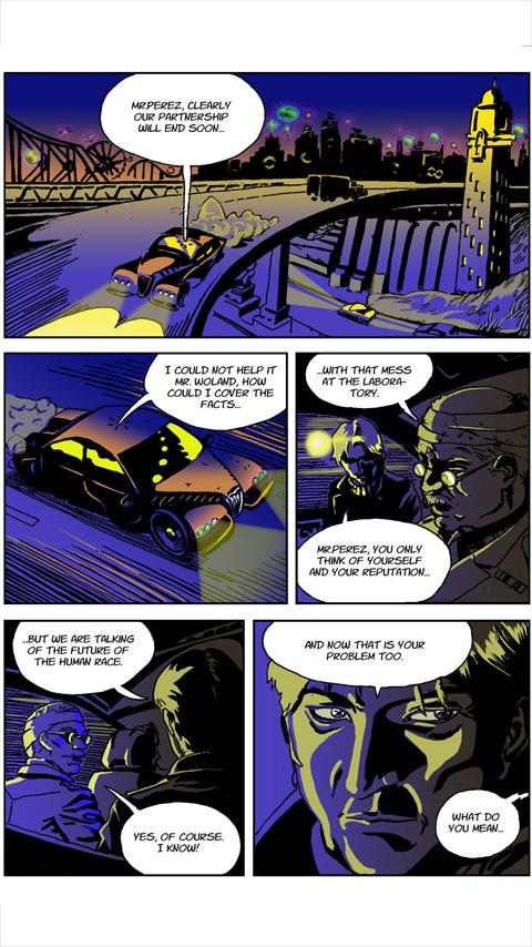 Tool 1 - english strip cartoon- screenshot