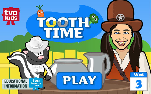 TVOKids Tooth Time