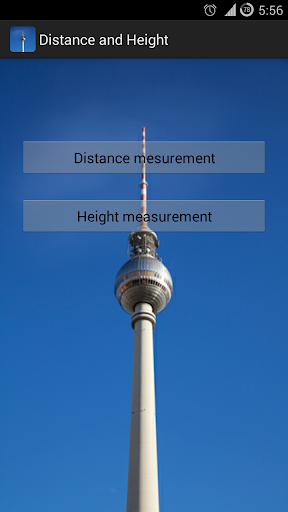 Distance and Height