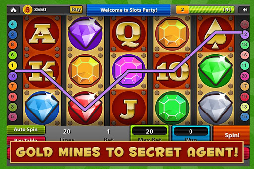 Lucky 777 Jackpot Casino Slots