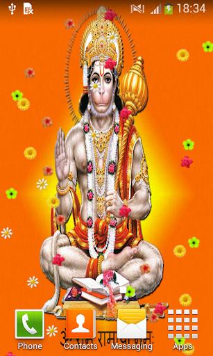 Hanuman Ji Live Wallpaper