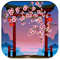 Japanese nature wallpaper icon
