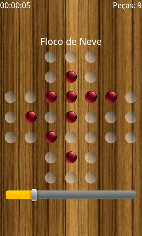 Peg Solitaire Pro- screenshot