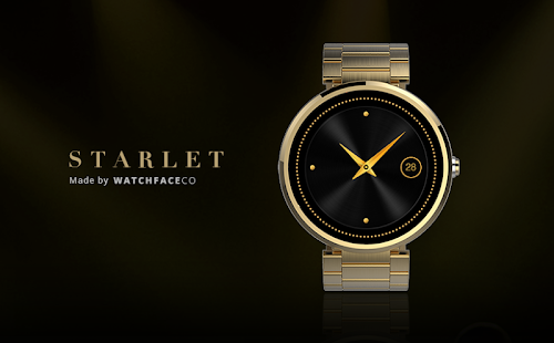 Starlet Watch Face- screenshot thumbnail