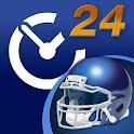 LiveSports24 NFL logo