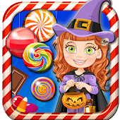 Download Candy Witch - Bubble Shooter APK to PC