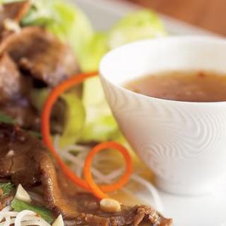 Vietnamese Dipping Sauce.