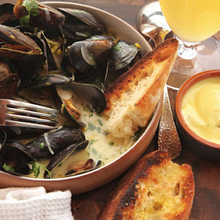 The Best Moules Marinières (Sailor-Style Mussels)