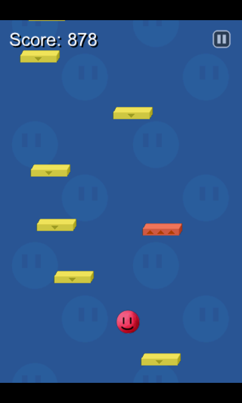 PapiJump - screenshot