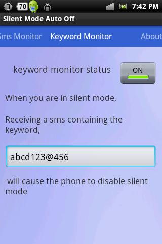 【免費工具App】Silent Mode Auto Off-APP點子
