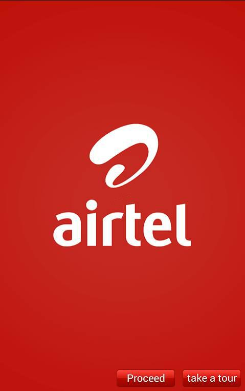airtel app- screenshot
