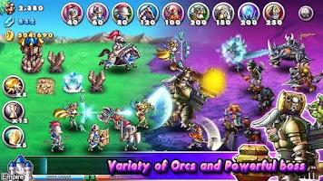 Screenshot of Bloody Orcs