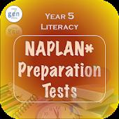 Naplan Y5 Literacy - Mobile