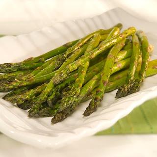 Savory Balsamic Asparagus.