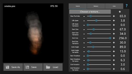 Particle Panda HD - screenshot thumbnail