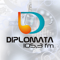 Rádio Diplomata FM - Brusque icon