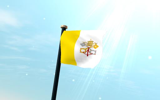 バチカン市国フラグ3D無料ライブ壁紙|玩個人化App免費|玩APPs