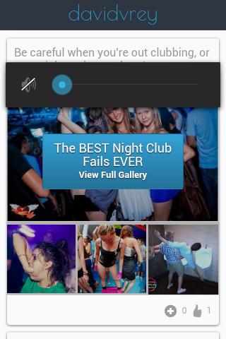 Free funny blog app