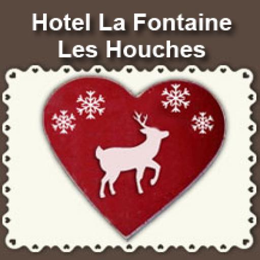 Hôtel la Fontaine LOGO-APP點子