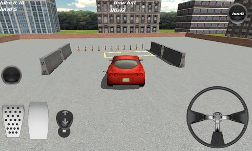 Precision Car Parking 3D 賽車遊戲 App-癮科技App