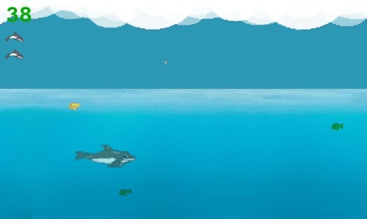 Flippy Dolphin - screenshot thumbnail