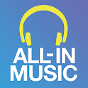 All-In Music icon