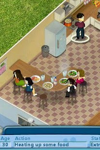 Virtual Families Lite- screenshot thumbnail