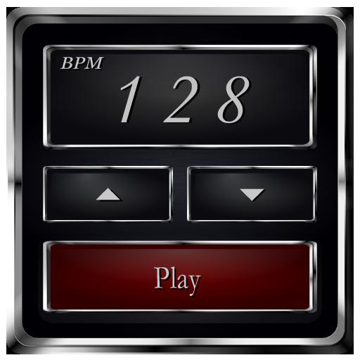 Drum Metronome (MetroDrum) Icon