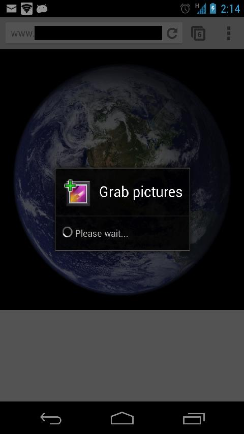 Picture Grabber - screenshot