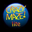 CrazyMaze! Lite logo
