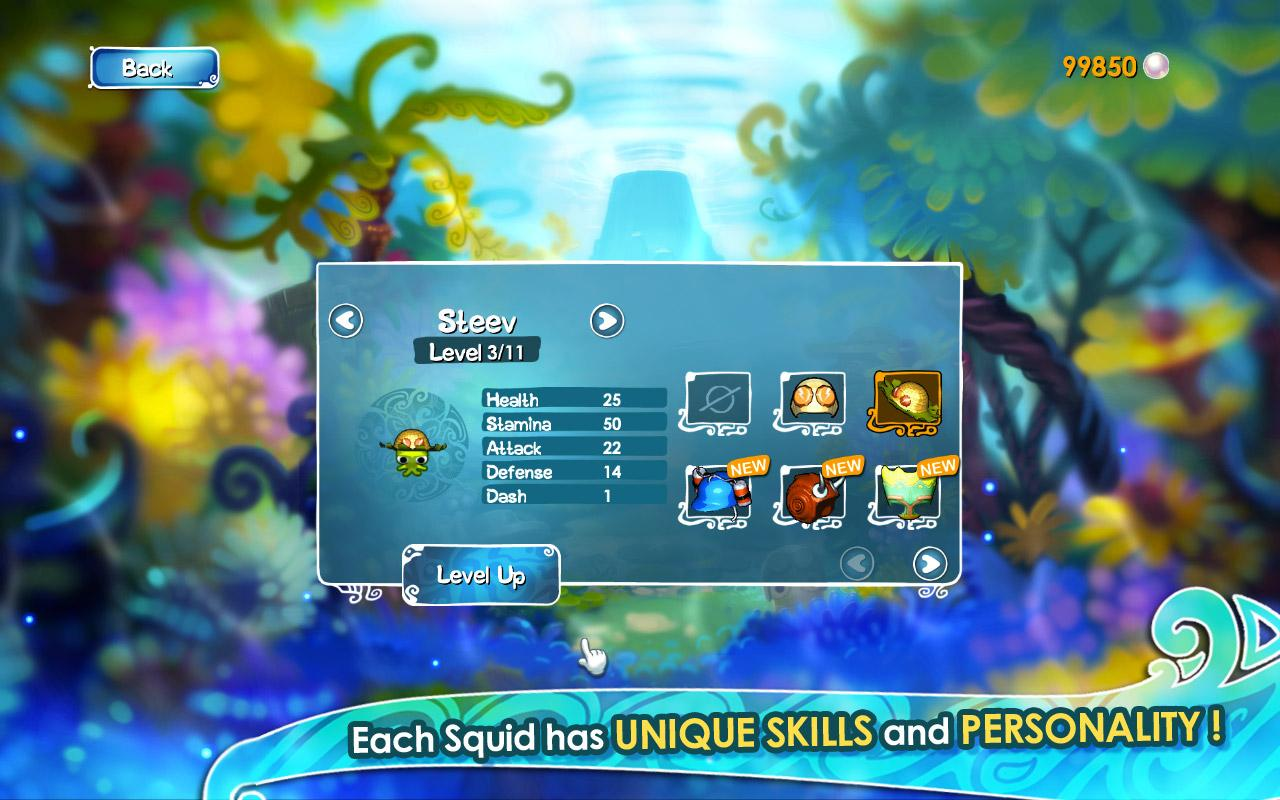 SQUIDS - screenshot