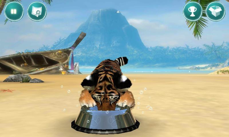 Kinectimals screenshot #4