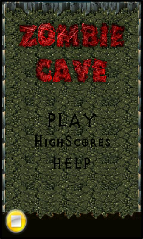 Zombie Cave (SNAKE)- screenshot