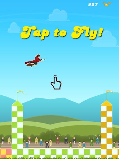Flappy Broom - Worlds Collide