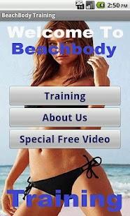 Beachbody業務