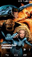 Screenshot of Muzei Heroes
