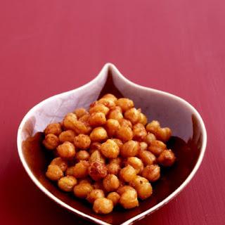 Crunchy Paprika Chickpeas