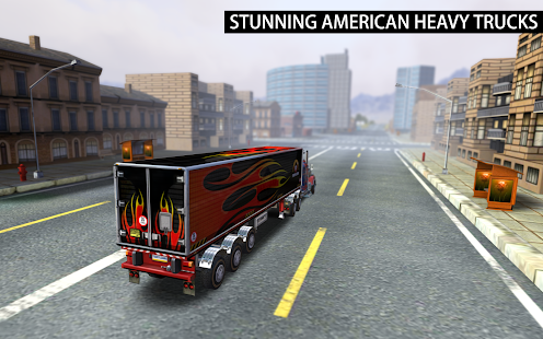 American Trucks 3D Parking- screenshot thumbnail