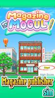 Screenshot of Magazine Mogul