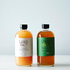 Liber & Co. Pineapple Gum Syrup & Texas Grapefruit Shrub