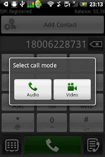 Global Cell Calls - screenshot thumbnail