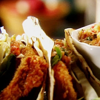 The Ultimate Fish Tacos.