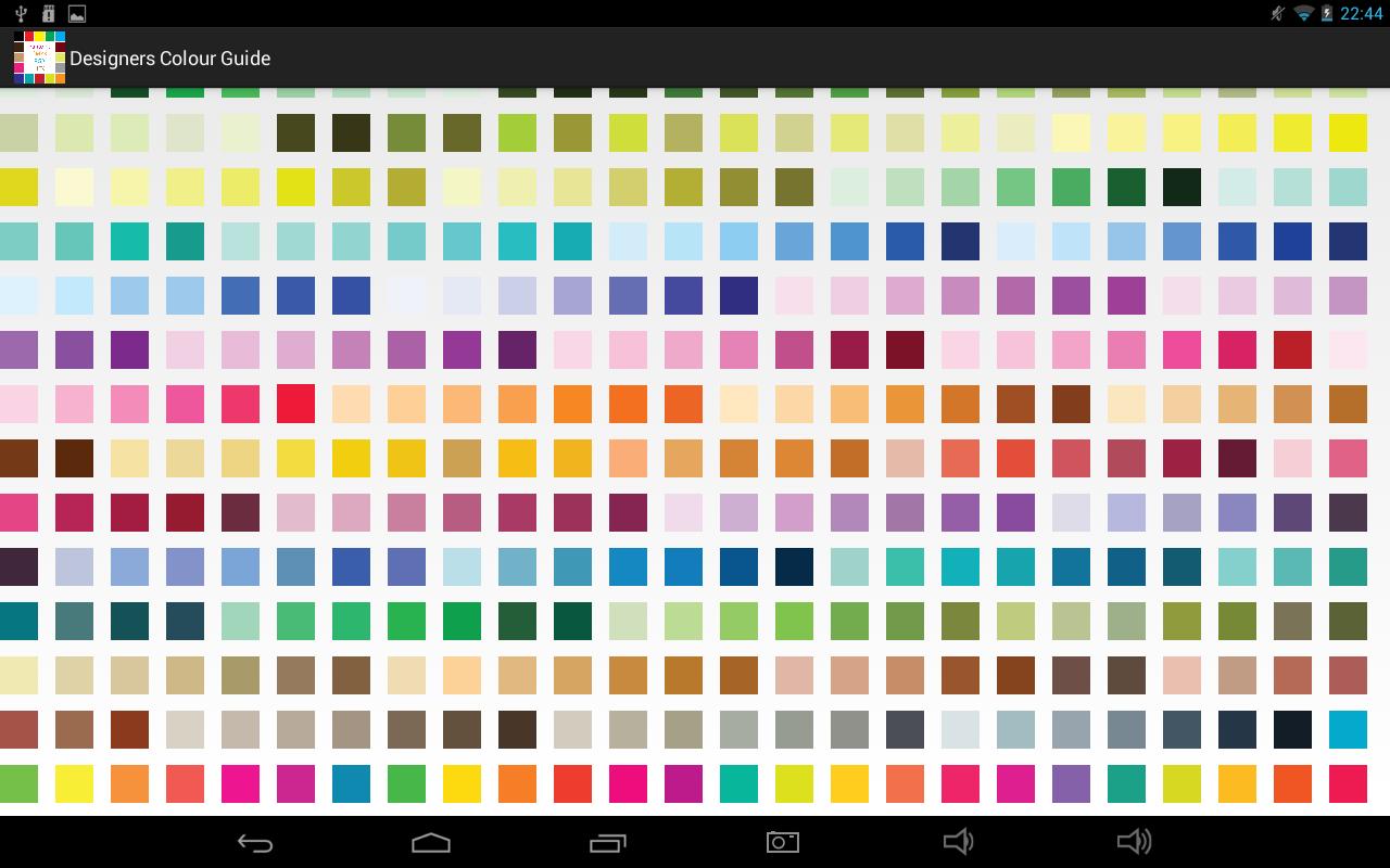 Pantone Colours Chart Pdf Zrom